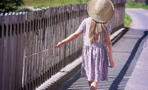Trådhegn er en god løsning mange steder