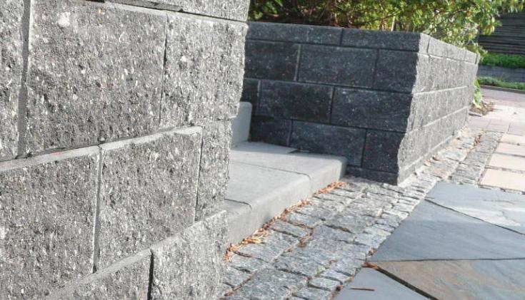 Det skal handle om betonfliser