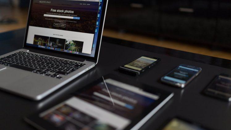 Et moderne Webbureau
